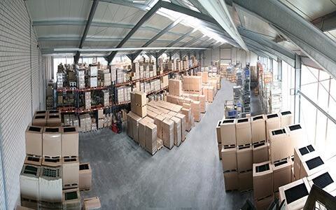 Storage & logistics