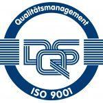 ISO 9001 Burwinkel Zertifikat