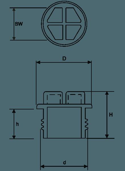 H 465 Zeichnung